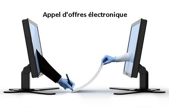 signature électronique marché public