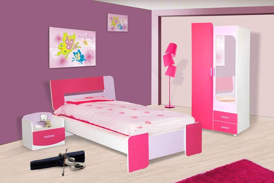 chambre d enfant fille les thmes pour une chambre de. Black Bedroom Furniture Sets. Home Design Ideas