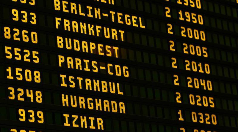 Aéroport : l'assurance voyage peut servir.