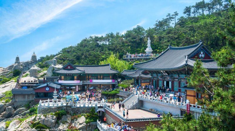 séjour Corée