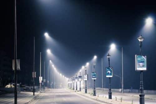 Quand l'éclairage public passe au LED