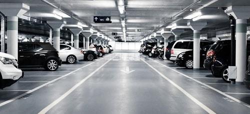 parking discount à Roissy