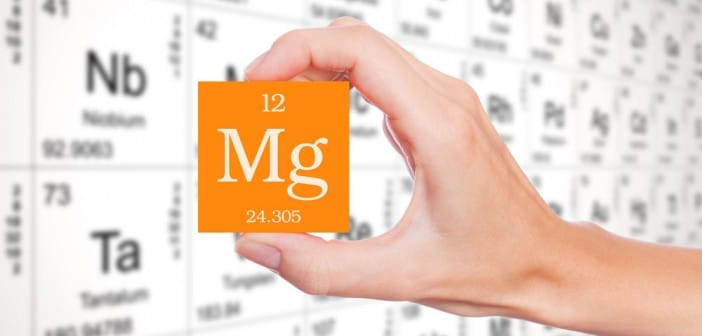 Quelles sont les principales utilisations du magnésium aujourd'hui