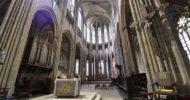 Rénovation cathédrale de Limoges : la première phase des travaux est achevée