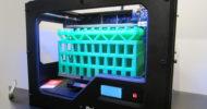 L'imprimante 3D, une machine à tout faire