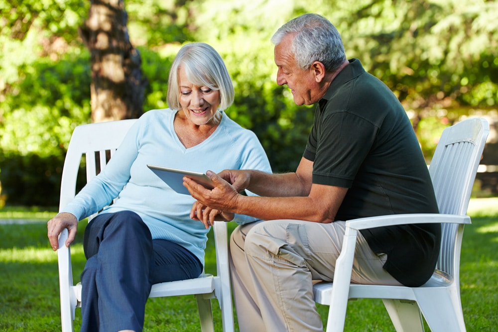 Réduire son espace de vie à l'approche de la retraite
