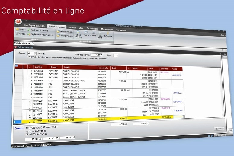Le top 3 des outils de comptabilité en ligne