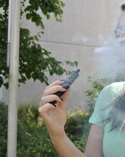 La cigarette électronique explose, possible?