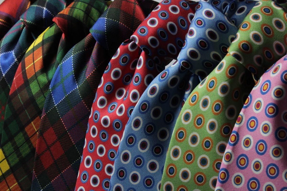 Comment choisir la couleur de sa cravate ?