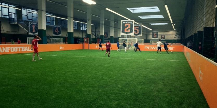 Le foot en salle : un succès fulgurant