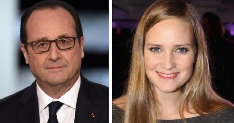 Qui est la danseuse avec François Hollande?
