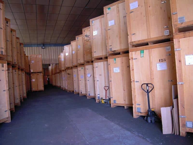 La formule déménageur avec garde-meuble
