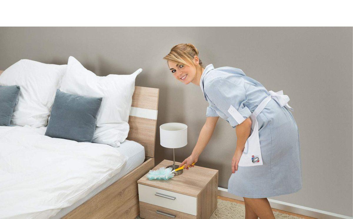 Le nettoyage d'hôtel : un grand impact sur la renommée de l'établissement