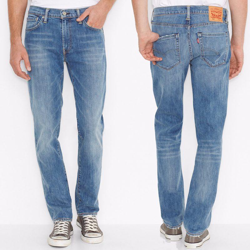 Quelles sont les meilleures coupes de jean chez Levi's pour un homme ?
