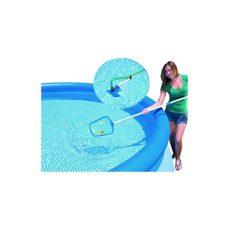 Conseils d'entretien d'une piscine intex