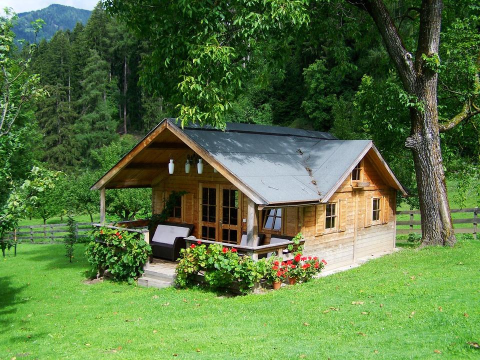 La maison en bois revient aux goûts du jour