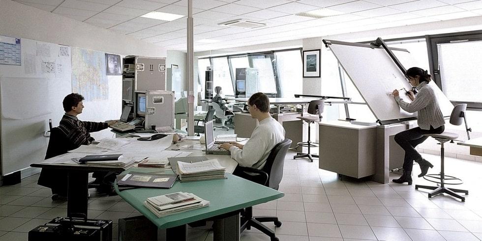 Le partage de bureaux, une tendance qui s'installe