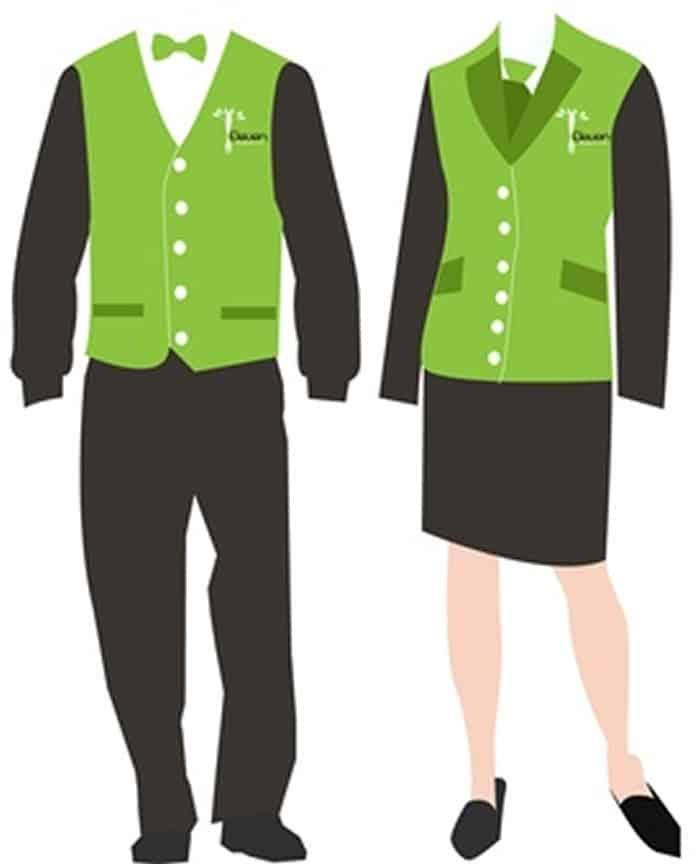 Les uniformespour tous: de plus en plus à la mode