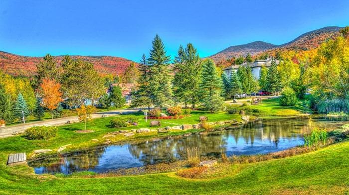 Voyage aux États-Unis: explorer le Vermont